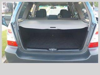 2007 Subaru Forester X Wagon.