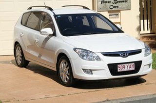 Discounted Used Hyundai i30 SLX cw Wagon, Bundall, 2010 Hyundai i30 SLX cw Wagon FD MY11 Wagon
