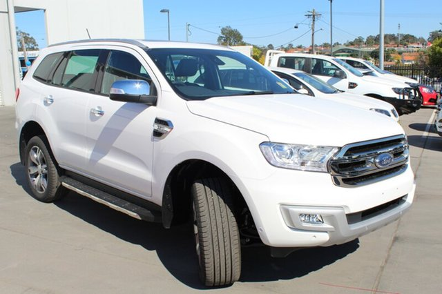 New Ford Everest Titanium, Rutherford, 2018 Ford Everest Titanium Wagon
