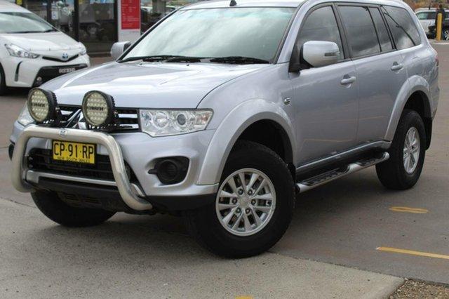 Used Mitsubishi Challenger LS (5 Seat) (4x4), Bathurst, 2014 Mitsubishi Challenger LS (5 Seat) (4x4) Wagon