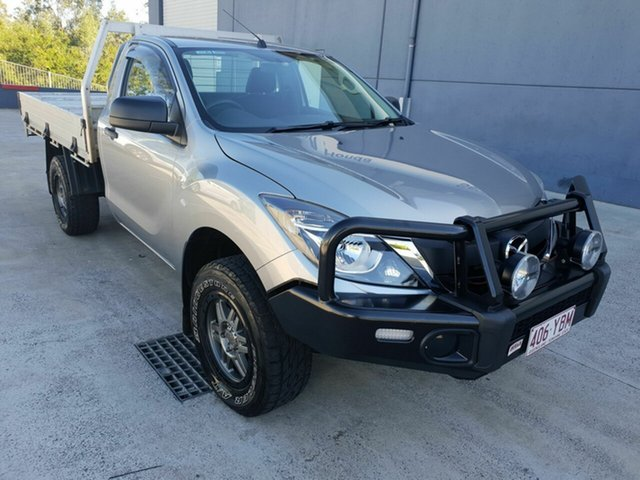 Discounted Used Mazda BT-50 XT, Yamanto, 2016 Mazda BT-50 XT Cab Chassis