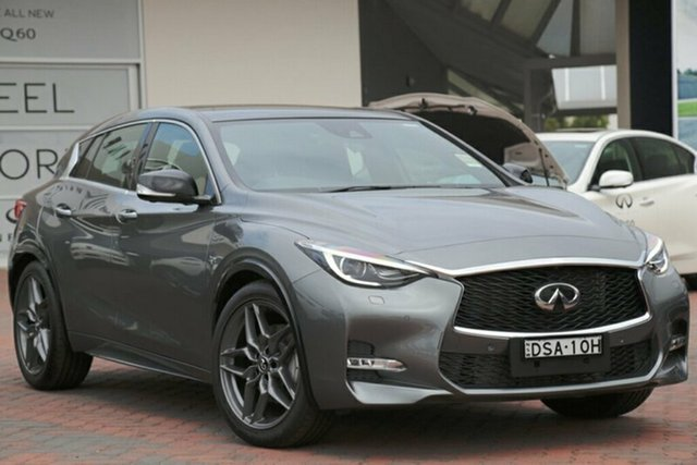 Discounted Demonstrator, Demo, Near New Infiniti Q30 Sport Premium D-CT, Southport, 2016 Infiniti Q30 Sport Premium D-CT Wagon
