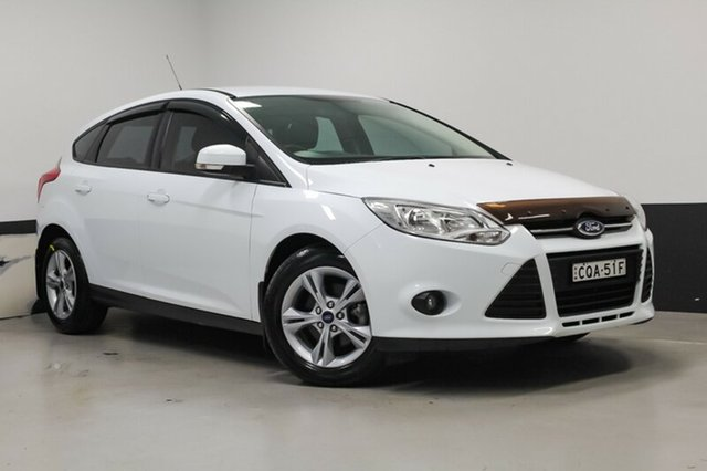 Used Ford Focus Trend, Cardiff, 2013 Ford Focus Trend Hatchback