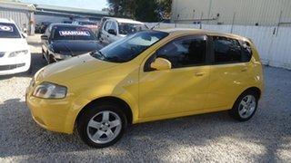 2006 Holden Barina Hatchback.