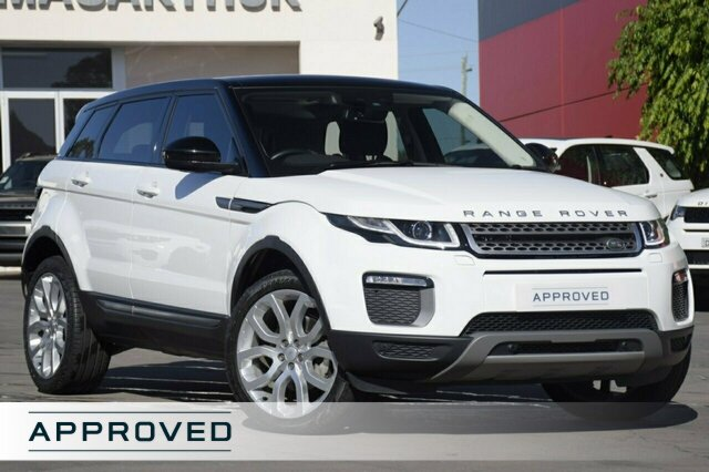 Used Land Rover Range Rover Evoque TD4 150 SE, Narellan, 2016 Land Rover Range Rover Evoque TD4 150 SE SUV