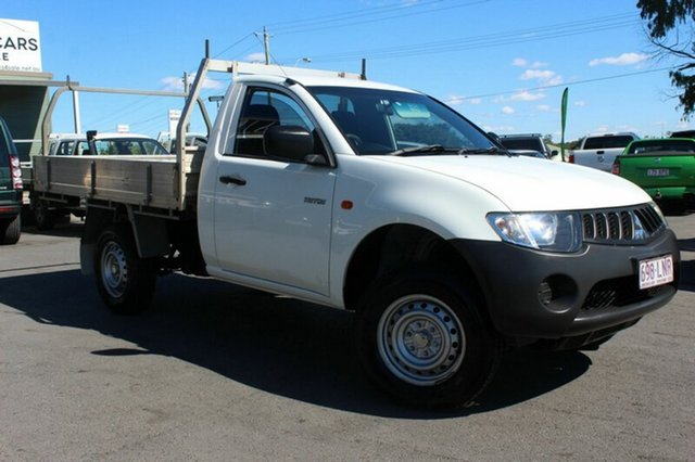 Used Mitsubishi Triton GLX 4x2, Tingalpa, 2008 Mitsubishi Triton GLX 4x2 Cab Chassis