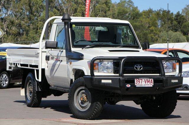 Used Toyota Landcruiser Workmate, Caloundra, 2015 Toyota Landcruiser Workmate Cab Chassis