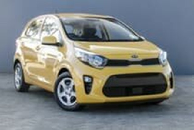 Discounted Demonstrator, Demo, Near New Kia Picanto S, Gympie, 2018 Kia Picanto S Hatchback