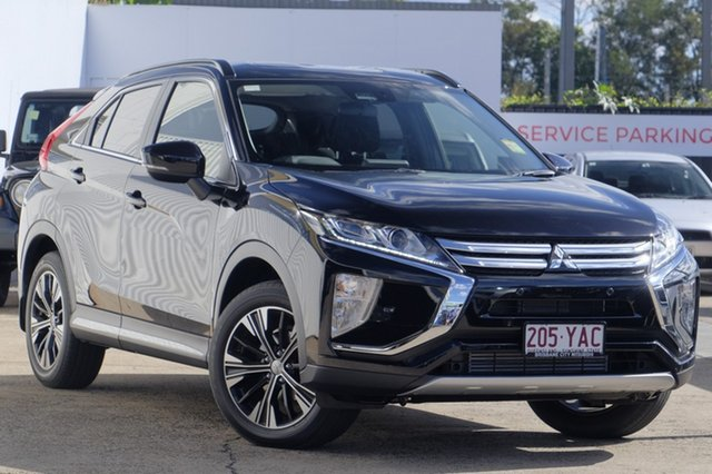 Demonstrator, Demo, Near New Mitsubishi Eclipse Cross LS 2WD, Bowen Hills, 2017 Mitsubishi Eclipse Cross LS 2WD Wagon
