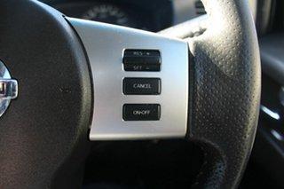 2011 Nissan Navara ST-X Utility.