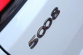 2018 Peugeot 5008 GT Wagon.