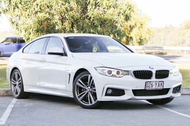 Used BMW 428i M Sport Gran Coupe, Moorooka, Brisbane, 2014 BMW 428i M Sport Gran Coupe Hatchback