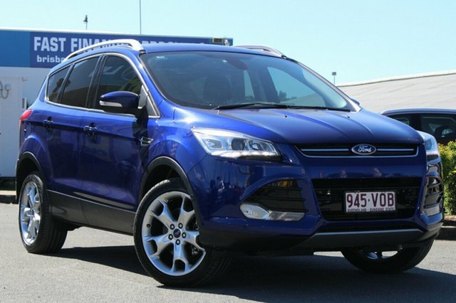 Used Ford Kuga Titanium AWD, Bowen Hills, 2014 Ford Kuga Titanium AWD Wagon