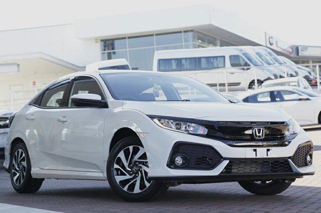 Discounted Demonstrator, Demo, Near New Honda Civic VTi-S, Southport, 2017 Honda Civic VTi-S Hatchback