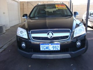 2009 Holden Captiva LX AWD Wagon.