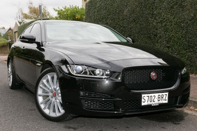Demonstrator, Demo, Near New Jaguar XE 25t Portfolio, Hawthorn, 2018 Jaguar XE 25t Portfolio Sedan