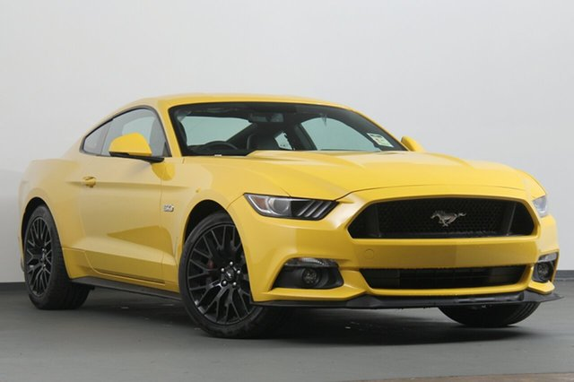 New Ford Mustang GT Fastback SelectShift, Narellan, 2017 Ford Mustang GT Fastback SelectShift Fastback