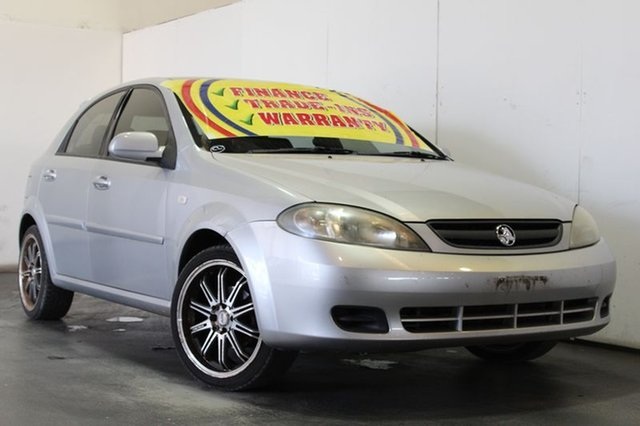 Used Holden Viva, Underwood, 2006 Holden Viva Hatchback