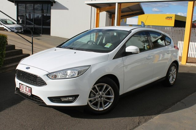 Used Ford Focus Trend, Toowoomba, 2017 Ford Focus Trend Hatchback