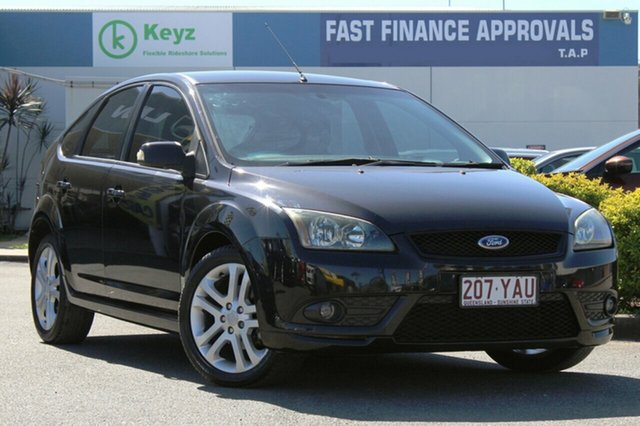 Used Ford Focus Zetec, Bowen Hills, 2008 Ford Focus Zetec Hatchback