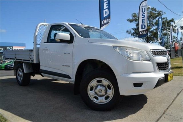 Used Holden Colorado LX, Mulgrave, 2013 Holden Colorado LX Cab Chassis