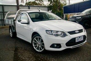 Used Ford Falcon XR6 (LPi), Oakleigh, 2014 Ford Falcon XR6 (LPi) FG MK2 Cab Chassis