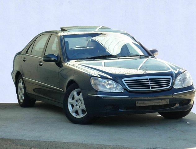 Used Mercedes-Benz S430L, Moorooka, 1999 Mercedes-Benz S430L Sedan