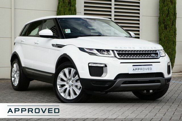 Demonstrator, Demo, Near New Land Rover Range Rover Evoque Si4 SE, Cannington, 2017 Land Rover Range Rover Evoque Si4 SE Wagon