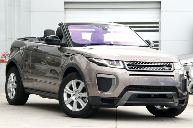 Discounted Used Land Rover Range Rover Evoque TD4 180 SE, Gardenvale, 2017 Land Rover Range Rover Evoque TD4 180 SE Wagon