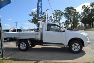 2013 Holden Colorado LX Cab Chassis.