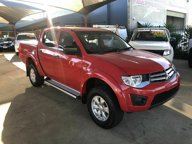 Used Mitsubishi Triton GLX (4x4), Toowoomba, 2014 Mitsubishi Triton GLX (4x4) Double Cab Utility