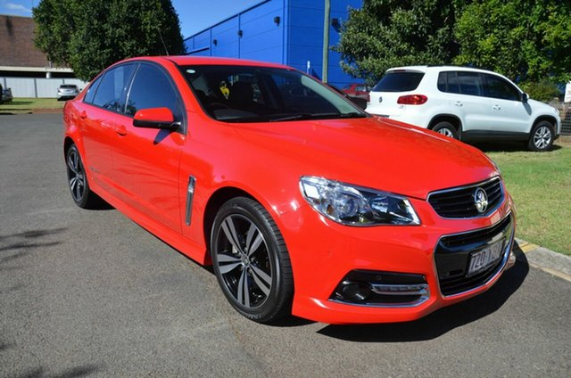 Used Holden Commodore SV6 Storm, Toowoomba, 2015 Holden Commodore SV6 Storm Sedan