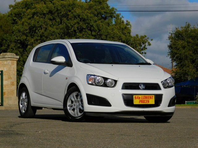 Used Holden Barina CD, 2013 Holden Barina CD Hatchback