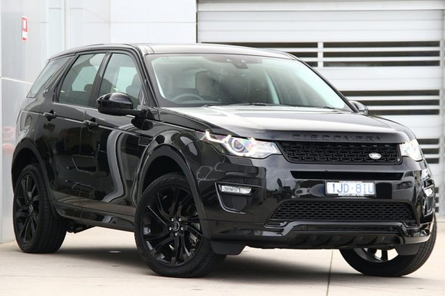 Discounted Demonstrator, Demo, Near New Land Rover Discovery Sport TD4 150 HSE 5 Seat, Gardenvale, 2017 Land Rover Discovery Sport TD4 150 HSE 5 Seat Wagon
