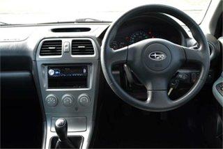 2006 Subaru Impreza RV Hatchback.