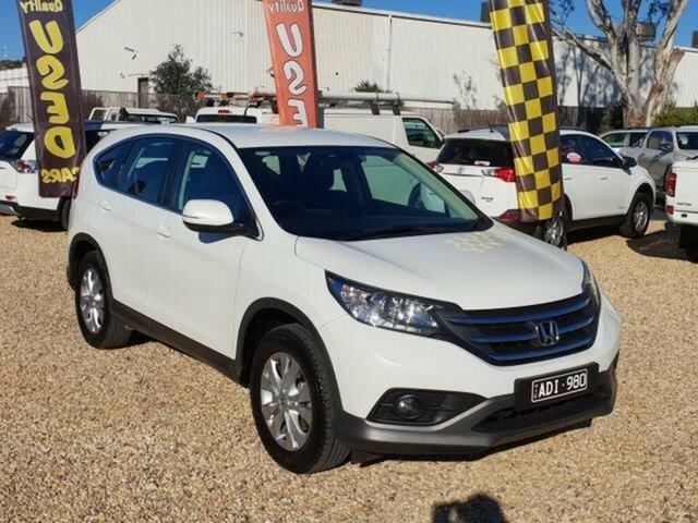 Used Honda CR-V DTI-L (4x4), Wangaratta, 2014 Honda CR-V DTI-L (4x4) Wagon