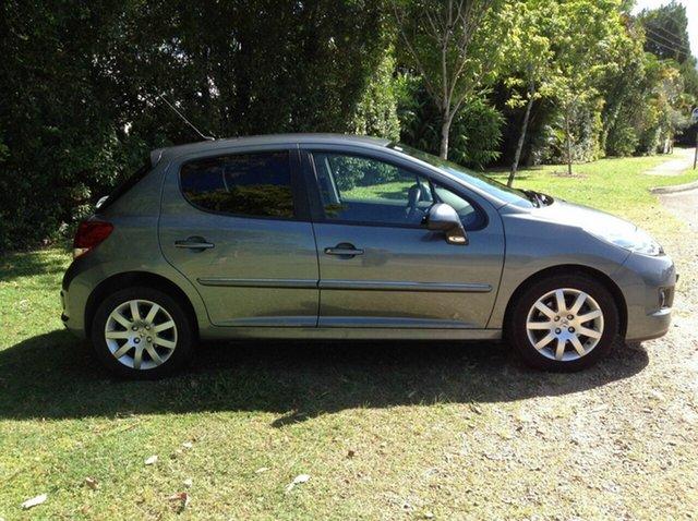 Used Peugeot 207 XT HDI, Nambour, 2010 Peugeot 207 XT HDI A7 Series II MY10 Hatchback