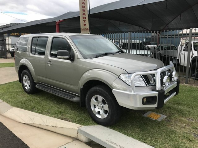 Discounted Used Nissan Pathfinder ST (4x4), Toowoomba, 2012 Nissan Pathfinder ST (4x4) Wagon