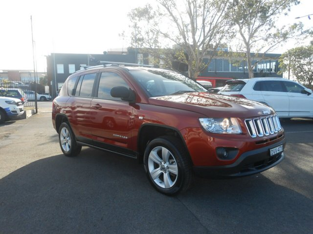 Used Jeep Compass Sport CVT Auto Stick, Nowra, 2012 Jeep Compass Sport CVT Auto Stick Wagon