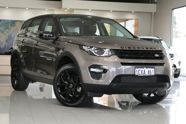 Used Land Rover Discovery Sport SD4 SE, Cannington, 2015 Land Rover Discovery Sport SD4 SE Wagon