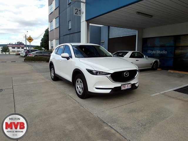 Used Mazda CX-5 Maxx (4x2), Eagle Farm, 2017 Mazda CX-5 Maxx (4x2) Wagon