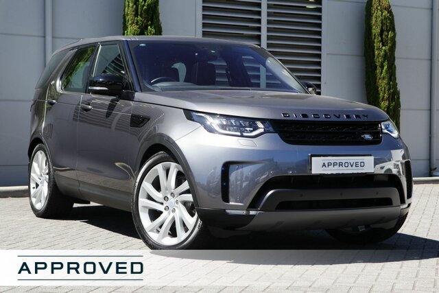 Demonstrator, Demo, Near New Land Rover Discovery TD6 HSE Luxury, Cannington, 2017 Land Rover Discovery TD6 HSE Luxury Wagon