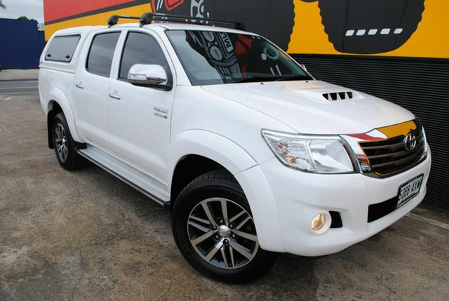 Used Toyota Hilux SR5 Double Cab, Melrose Park, 2013 Toyota Hilux SR5 Double Cab Utility