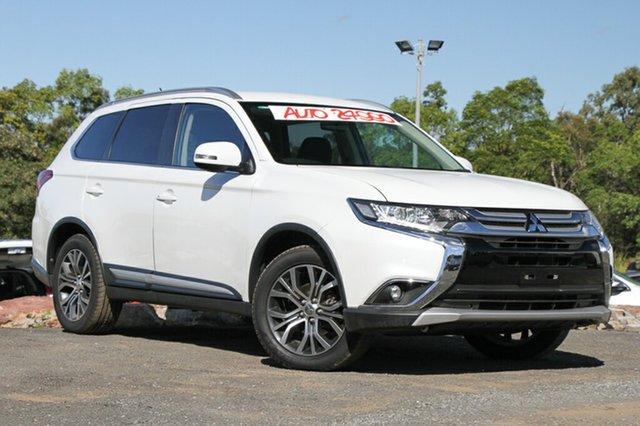 Used Mitsubishi Outlander LS 2WD, Moorooka, Brisbane, 2015 Mitsubishi Outlander LS 2WD Wagon
