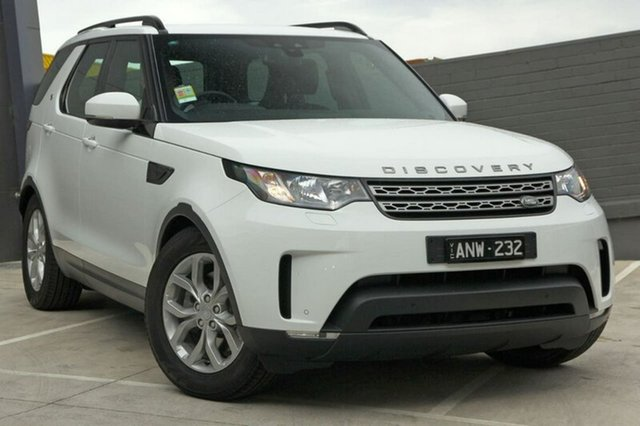 Used Land Rover Discovery TD4 S, Doncaster, 2017 Land Rover Discovery TD4 S Wagon
