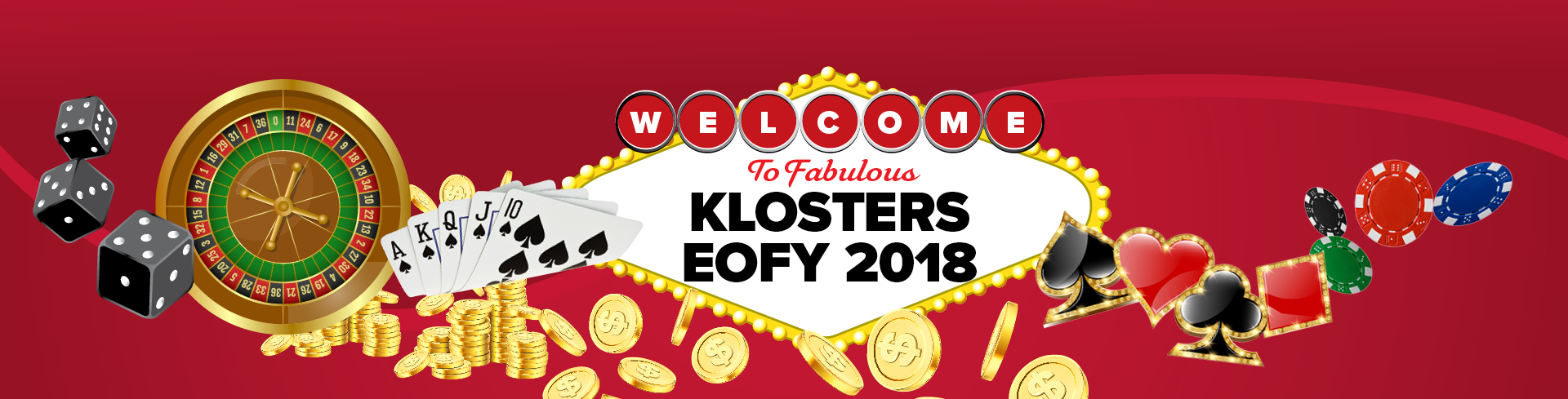 Welcome to Klosters EOFY 2018