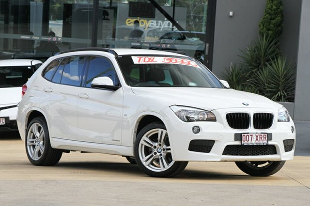 Used BMW X1 sDrive18d Steptronic, Moorooka, Brisbane, 2014 BMW X1 sDrive18d Steptronic Wagon
