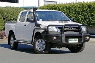 Used Toyota Hilux SR Double Cab, Acacia Ridge, 2012 Toyota Hilux SR Double Cab KUN26R MY12 Utility