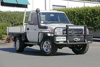 Used Toyota Landcruiser GXL, Acacia Ridge, 2014 Toyota Landcruiser GXL VDJ79R MY13 Cab Chassis