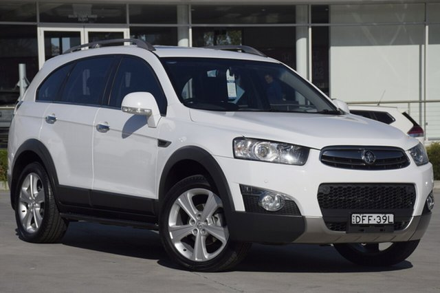 Used Holden Captiva 7 AWD LX, Narellan, 2012 Holden Captiva 7 AWD LX SUV